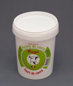 iaurt natur capra rupi